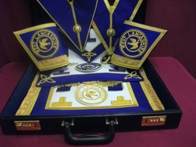 Provincial Craft Masonic Regalia